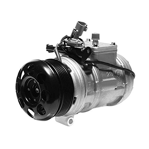 Denso 471-1220 New Compressor with Clutch