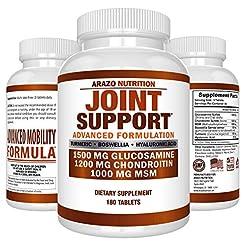 Glucosamine Chondroitin Turmeric MSM Bos...