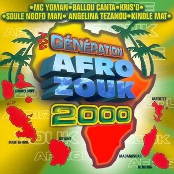 Top Generation Afro Zouk 2000