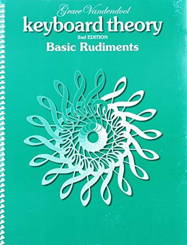 TVT01 - Keyboard Theory, 2nd Edition: Basic Rudiments (Julie Macintosh)