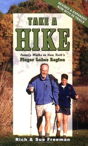 Take A Hike - Family Walks in New York's Finger Lakes Region
