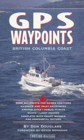 Gps Waypoints: British Columbia Coast