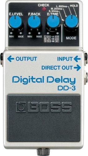 Boss DD-7 Digital Delay Pedal Review in 2020 2
