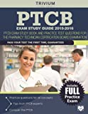 img - for PTCB Exam Study Guide 2015-2016: PTCB Exam Study Book and Practice Test Questions for the Pharmacy Technician Certification Board Examination book / textbook / text book