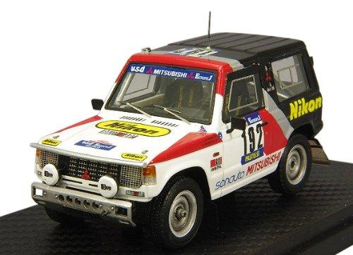 1/43 Mitsubishi Pajero #192 1984 Paris-Dakar IG0059