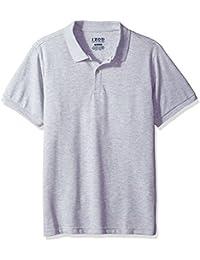 Uniform Young Men's Short Sleeve Pique Polo