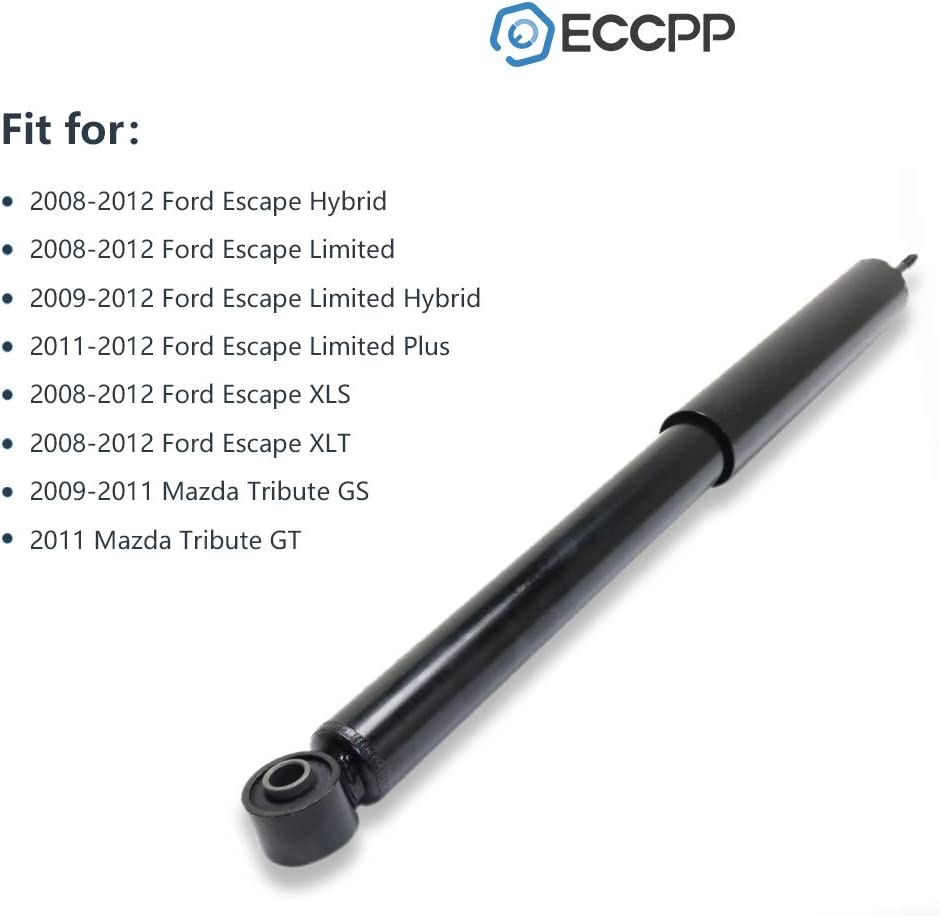 SCITOO Shock Struts Front Rear Gas Struts Shock Absorbers Fit for ...