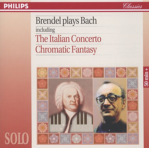 Brendel Plays Bach including T...