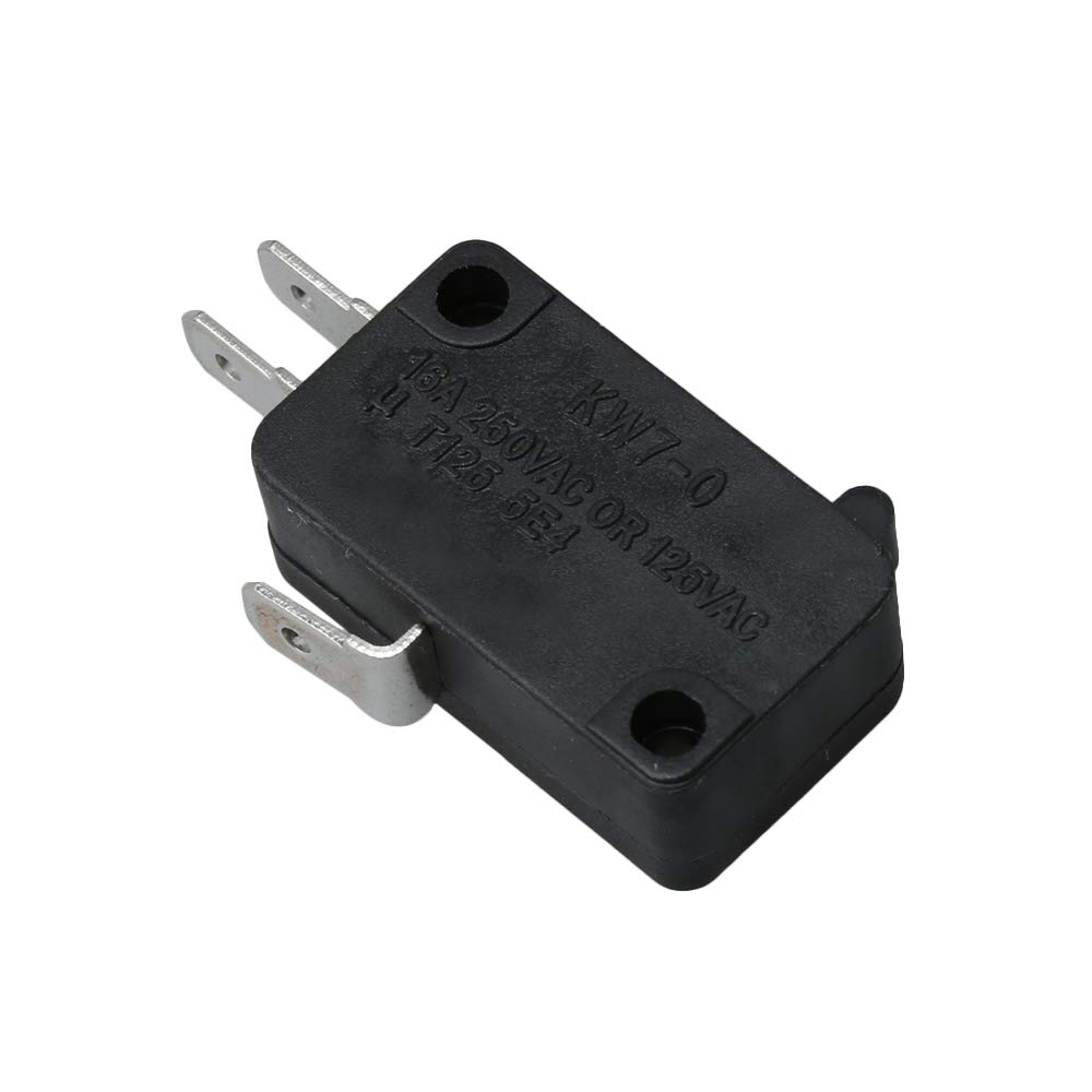 DLONY 28QBP0495 Microwave Oven Door Micro Switch for Whirlpool,Maytag,Amana,KitchenAid,Jenn-Air and Estate Replaces W10269457,W10727360VP