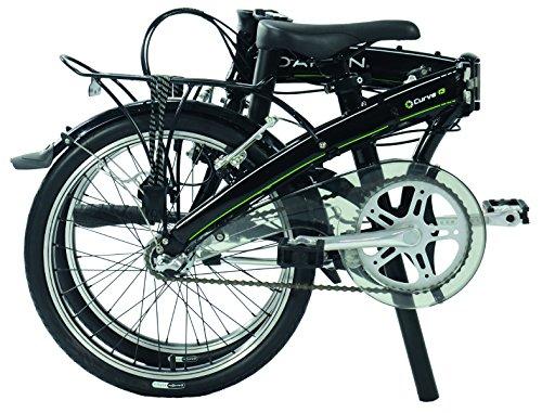Dahon Curve i3 bicicleta plegable mixta, color Obsidian Noir, tamaño Taille 20: Amazon.es: Deportes y aire libre