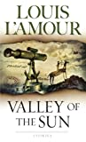 Front cover for the book Valley of the Sun by Louis L'Amour