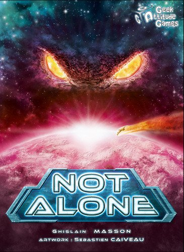 Stronghold Games Not Alone Board Game by Stronghold Games