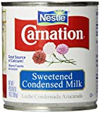 Nestle Carnation Sweetened Condensed Milk 14 oz (Pack of 24)
