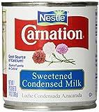 Nestle Carnation Sweetened Condensed Milk 14 oz (Pack of 24)