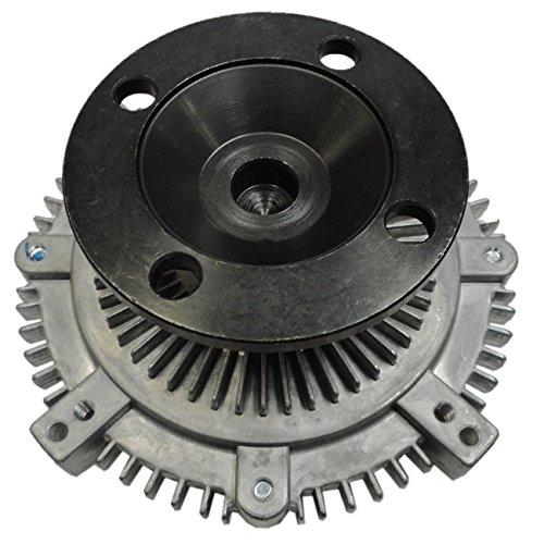 (TOPAZ 2656 Engine Cooling Thermal Fan Clutch for 1990-2000 Lexus LS400 4.0L V8)