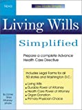 Living Wills Simplified, Daniel Sitarz, 0935755527