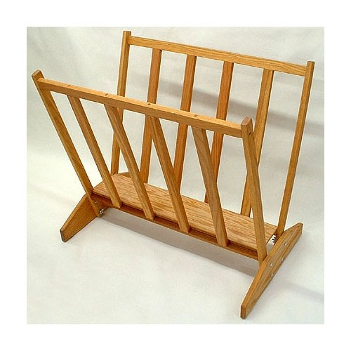 Richeson Lyptus Wood Ambrosia Print Rack by Jack Richeson (Image #1)
