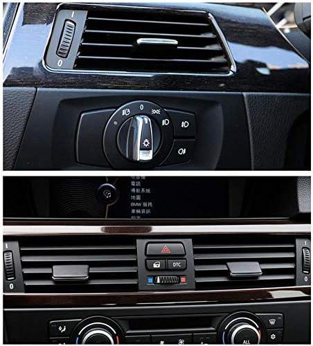 Kit De Reparaci/ón De Clip De Leng/üeta De Salida De Aire Acondicionado De Frente De Coche Para BMW X5 X6