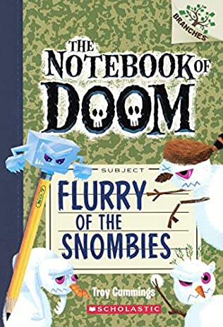 book cover of Flurry of the Snombies