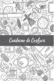 Mi cuaderno de costura: Diario de la bala para rellenar: Proyectos ...