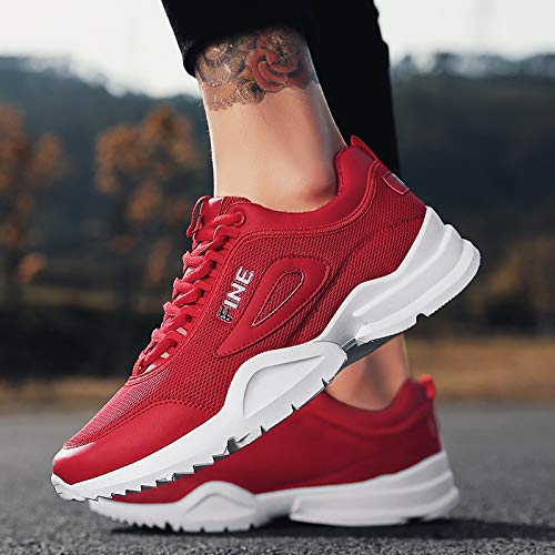 Round NANXIEHO Sport Flying Non Leisure Shoes Shoes Men's Head Shoes Slip Running Resistant Breathable Wear Weaving 88qwr67