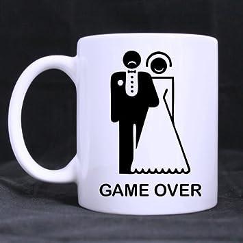 Funny Quotes QuotWedding Game Overquot Novel Design Excellent Ceramic