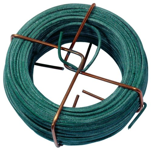 Connex Garden Wire 2 mm x 30 m | Plant Wire | Plant tie | Binding Wire | Plant Support | Plant Care | FLOR78620