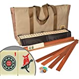 American Mahjong Set Soft Case ''Mojave'' w/ All-In-One Rack/Pushers