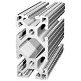 80/20 Inc., 1530-Lite, 15 Series, 1.5'' x 3'' T-Slotted Extrusion x 97''