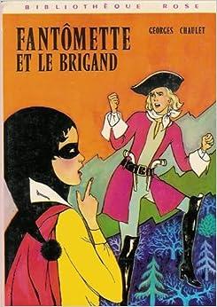 Book Fantômette Et Le Brigand