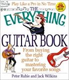 Everything Guitar Book (Everything Series)