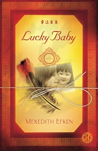 book cover of Lucky Baby