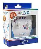 Kidzplay - Wireless Adventure Game Pad, Color Azul (PS3)