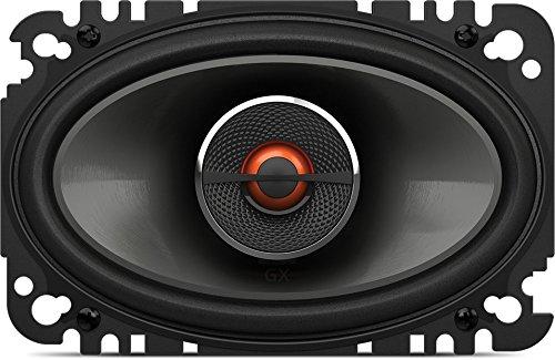 16 opinioni per JBL GX642 Sistema Altoparlante Audio per Auto Coassiale 4 X 6'' (Coppia), Nero
