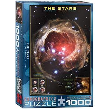 EuroGraphics The Stars 1000 Piece Puzzle