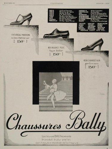 1929-ad-french-bally-shoes-chaussures-ladies-fashion-original-print-ad