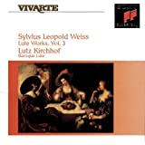 Weiss: Lute Works, Vol. 3