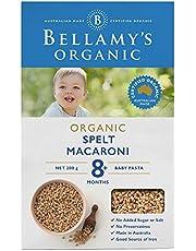 Bellamy's Organic Spelt Macaroni, 200g