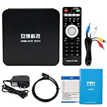 UNBLOCK Tech Newest gen.3 S900 standard editon limited editon Overseas Smart TV Box Chinese Channel UBOX Android 4.4 Interne IPTV Box, 4 Core CPU 8GB 4K Streaming Media Player 安博盒子 全球適用 美加歐洲華僑適用
