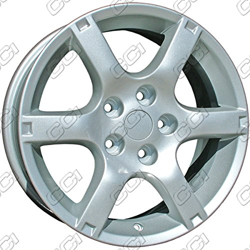 16'' All Painted Silver New OEM Wheels for 05-06 NISSAN ALTIMA