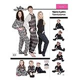 Jalie Footed Pajamas Pattern