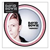 david bowie picture disc - Heroes (7