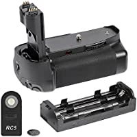 Neewer LCD Vertical BATTERY GRIP FOR CANON EOS 7D BG-E7 DIGITAL CAMERA LP-E6