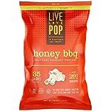 Live Love Pop Honey BBQ Popcorn 4.4 oz. (12 Pack)
