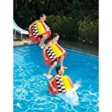 Swimline 90460 1-Pack Swimline CannonBall Inflatable Jump Ring