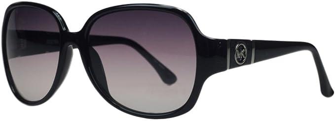 Michael Kors Grayson Sonnenbrille in schwarz M2777S 001 56