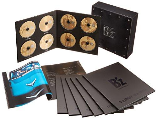 B`z COMPLETE SINGLE BOX【Black Edition】