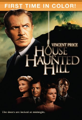 House on Haunted Hill (Haunted House Horror Movie)