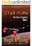 Star Fury: A Space Opera (The Tribes of Yggdrasil Book 2)