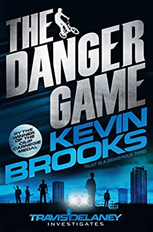 book cover of The Danger Game